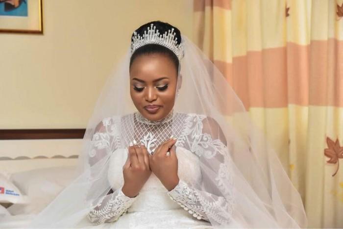Jovia's Bridal Makeup