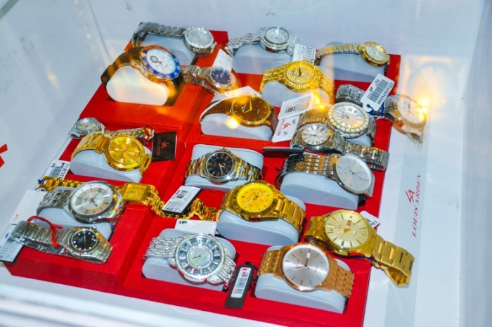 Gents' & Ladies' watches at Radha Jewellery Ltd Uganda