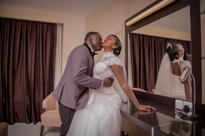Wedding intimate moments covered by Solvers