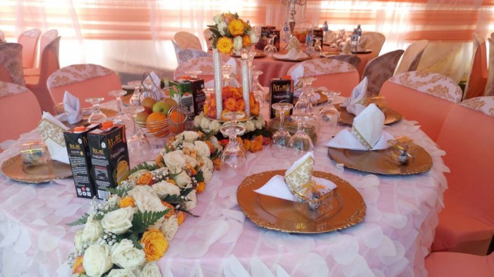 Bloven Events Introduction Decor at Ivy's Hotel