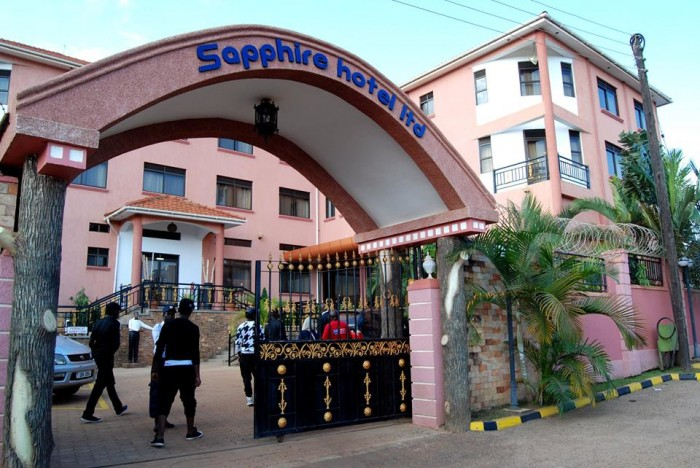 Sapphire Hotel Limited, a ceremony venue