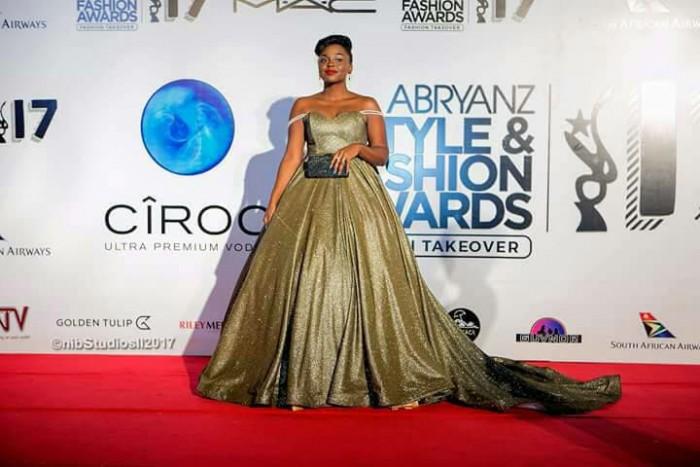 Rema Namakula at 2017 ASFA at Serena Hotel Kampala