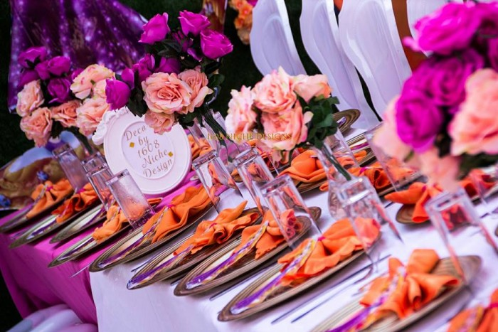 Kimberly and Denise Event Decor