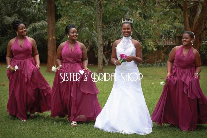 Sisters Bridal Shop Bridemaid Dresses