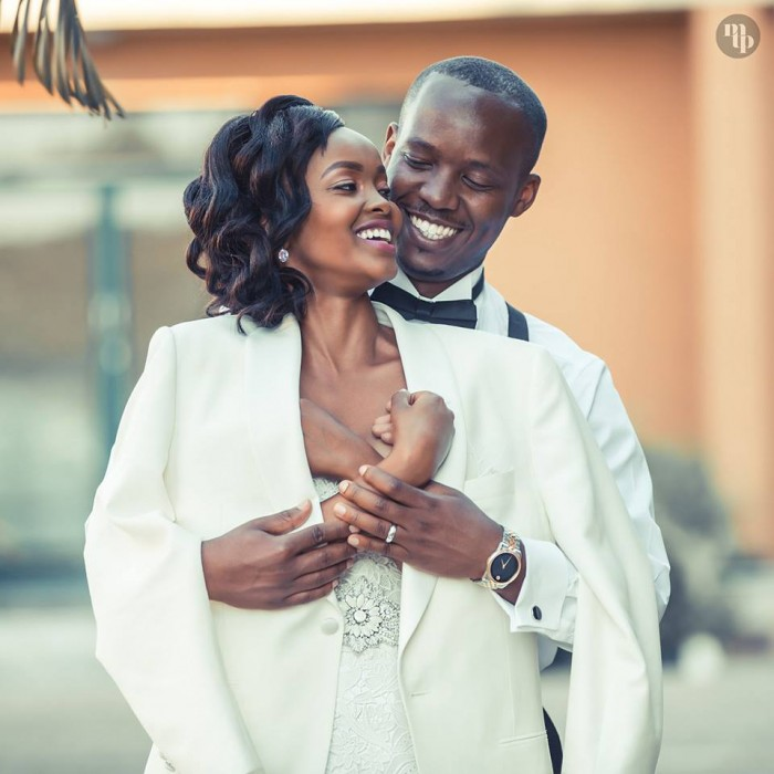 Theo and Clarisse at their wedding photo shoot powered by Mohsen Taha Photography