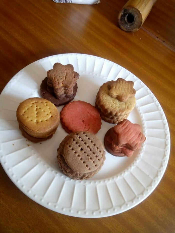 Cookies baked by Classic Catering Uganda