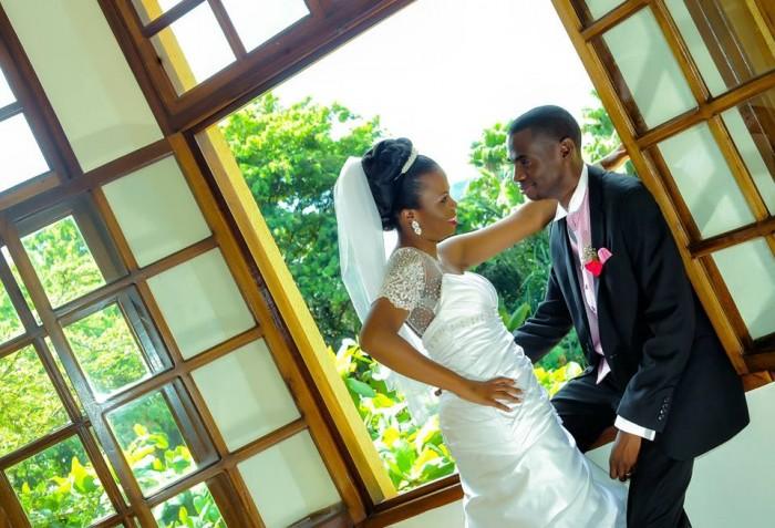 Godfrey weds Brendah - 2013 Series