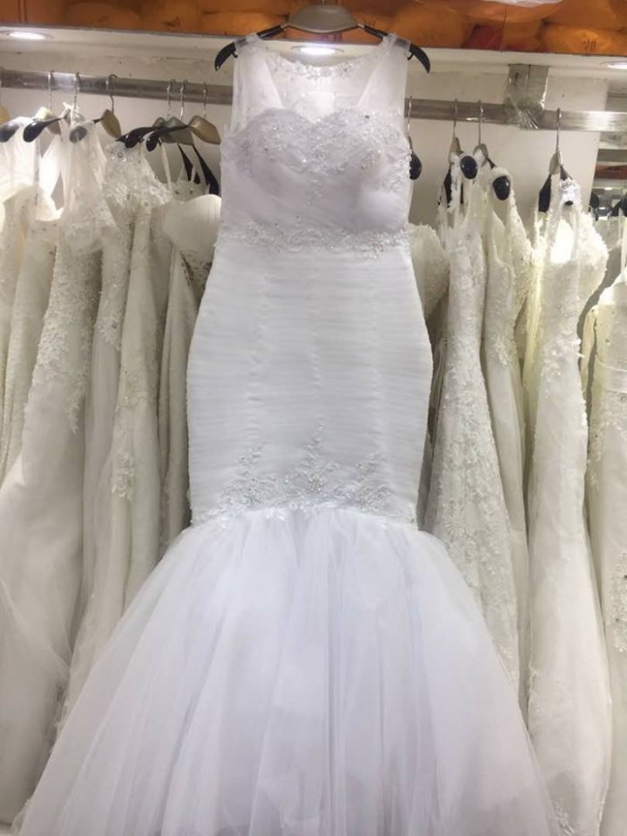 Wedding dresses at Destiny bridals boutique