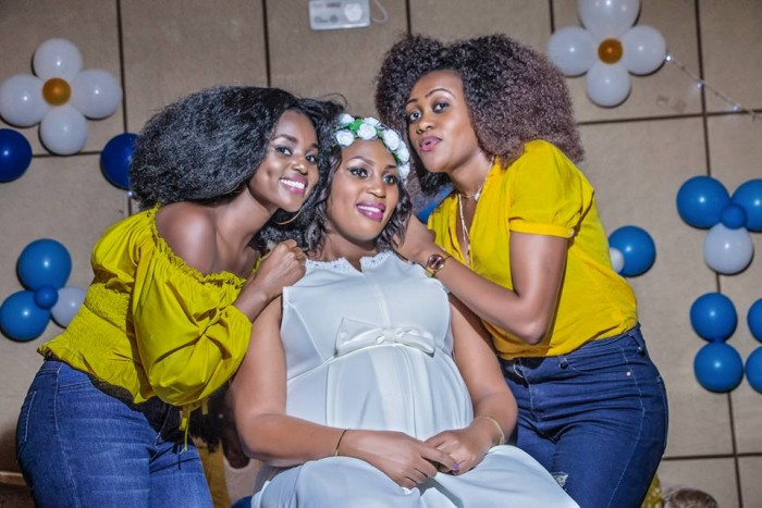 Baby shower photo shoot by Genius Media Events