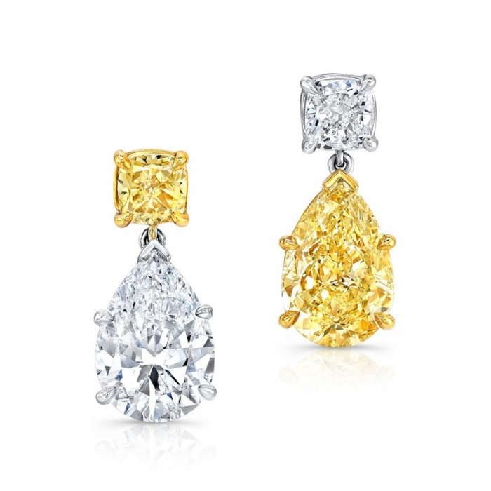 Precious ear rings from Ahmed Jeweller and Diamond Shop