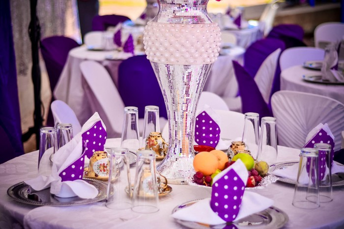 Wedding decor details captured by Agapix Photography