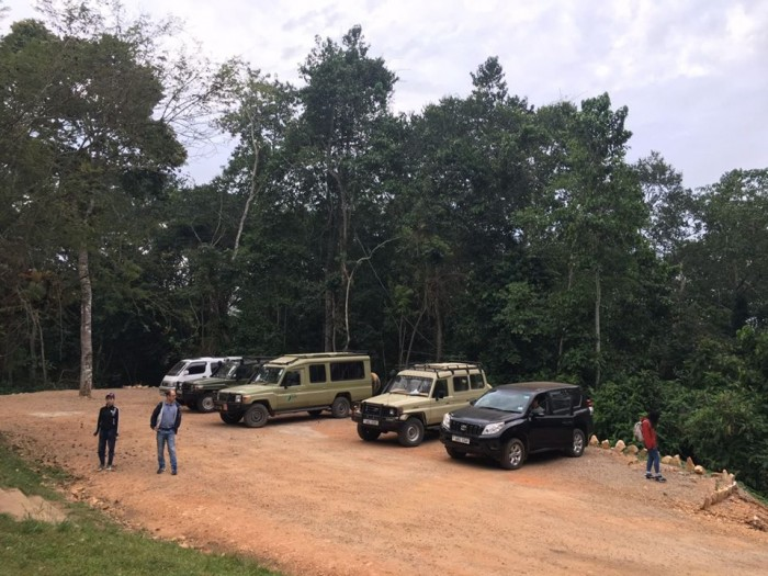 Tourism cars from Tristar Africa Skimmer Safaris
