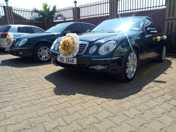 Bridal cars for hire