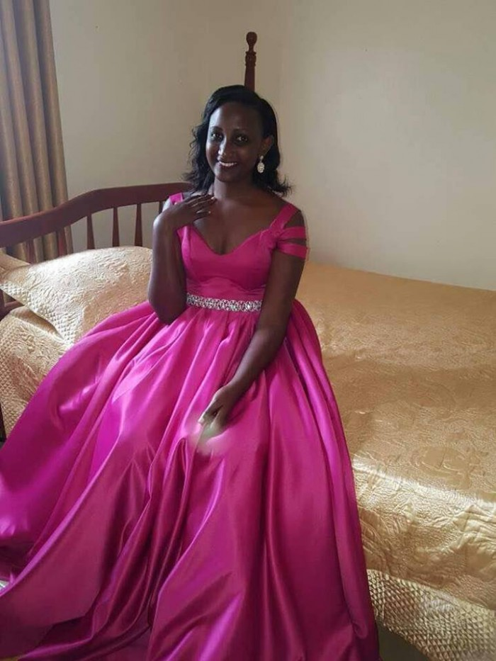 Norah's Kukyala Cinderella dress from Peponi Clothing