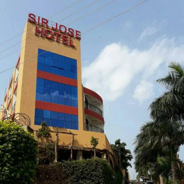 Sir Jose Hotel found in Ggaba