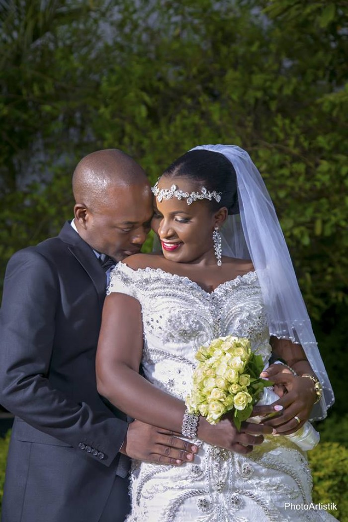 Jeremiah weds Anglyne