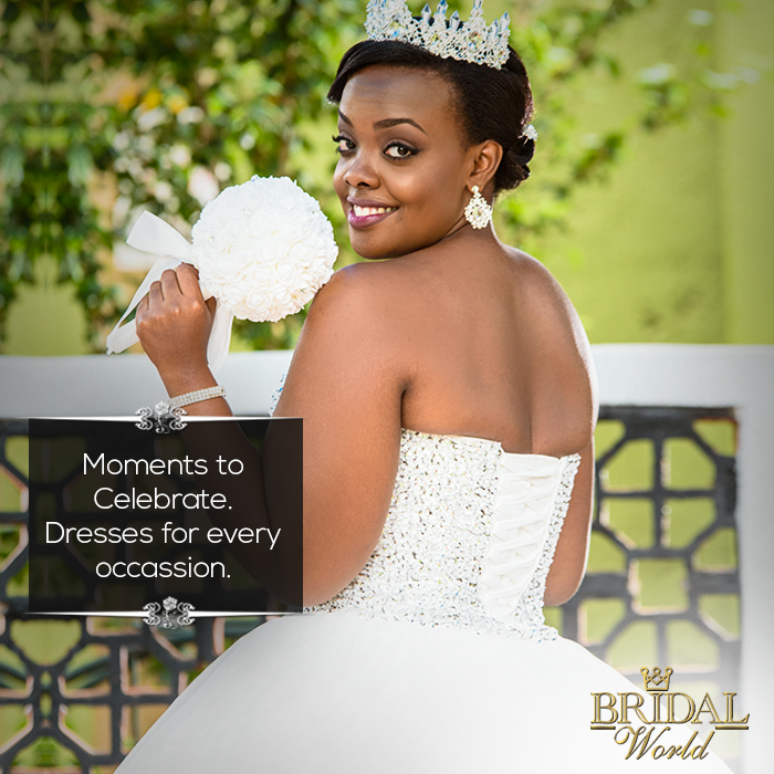 Fam let's dream a little bit today! Describe your dream wedding dress or gown!