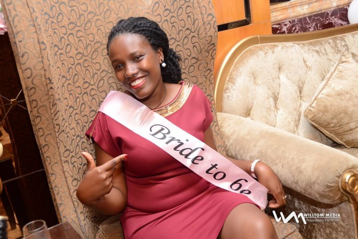 Joan's bridal shower powered by Willtom Media