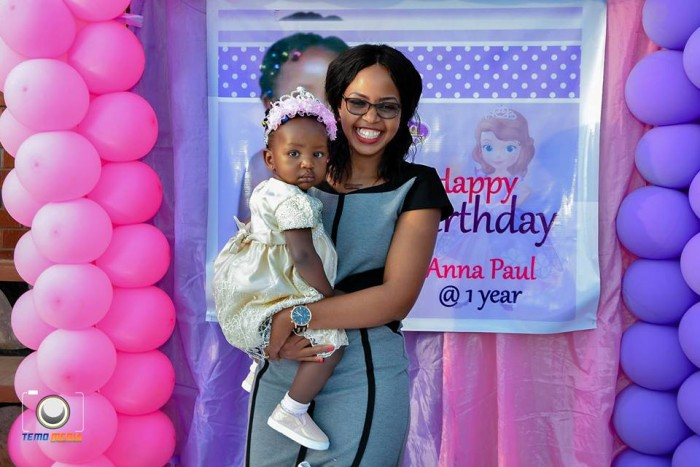 Ann Paul's first birthday party, shots by Temo Media