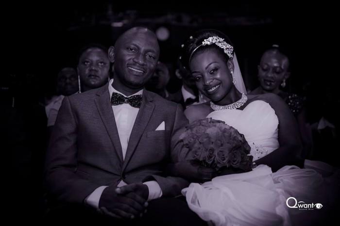 Steve & Lighton on their wedding day, shots powered by Qwant Eye