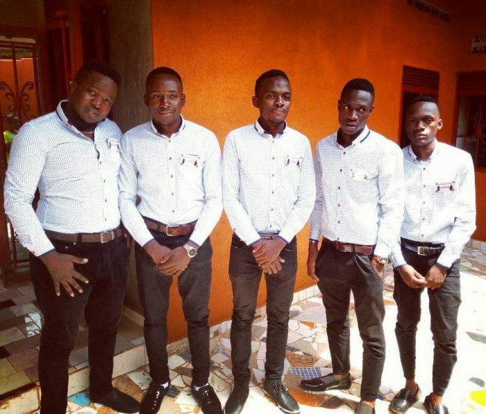 Gentlemen of Elite Ushers
