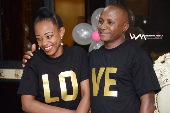 Gonza's birthday party covered by Willtom Media