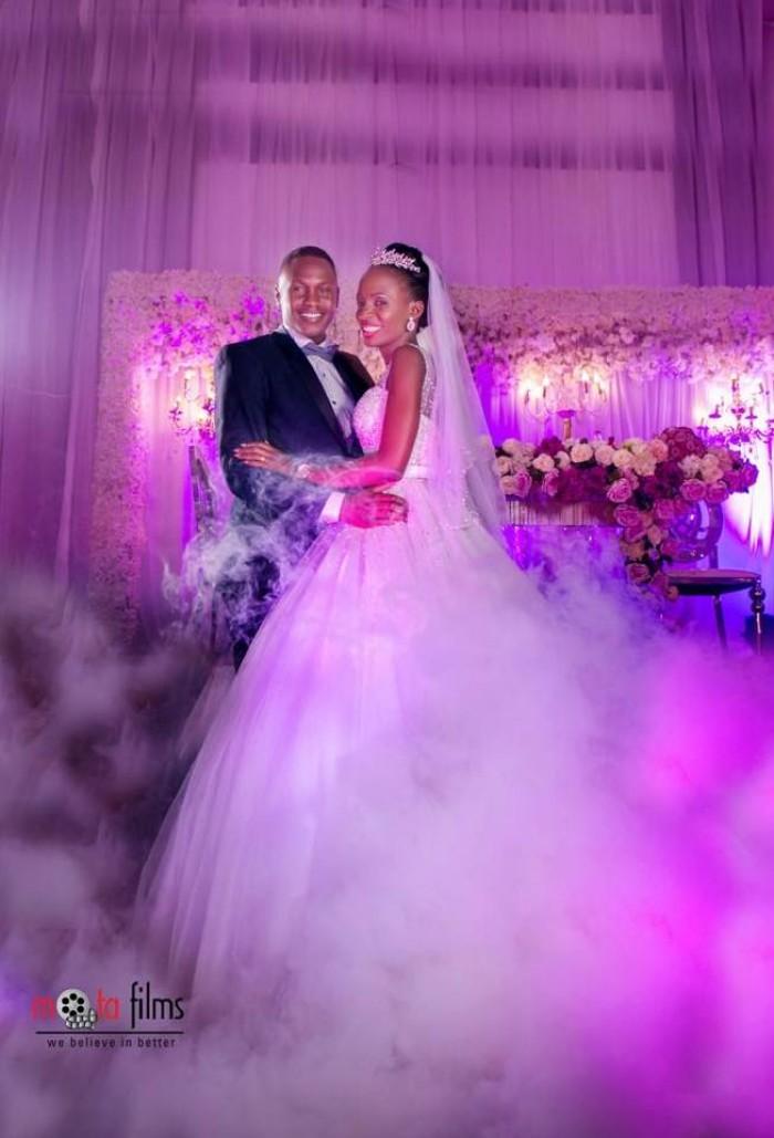 Geoffrey and Jacqueline's wedding Decor