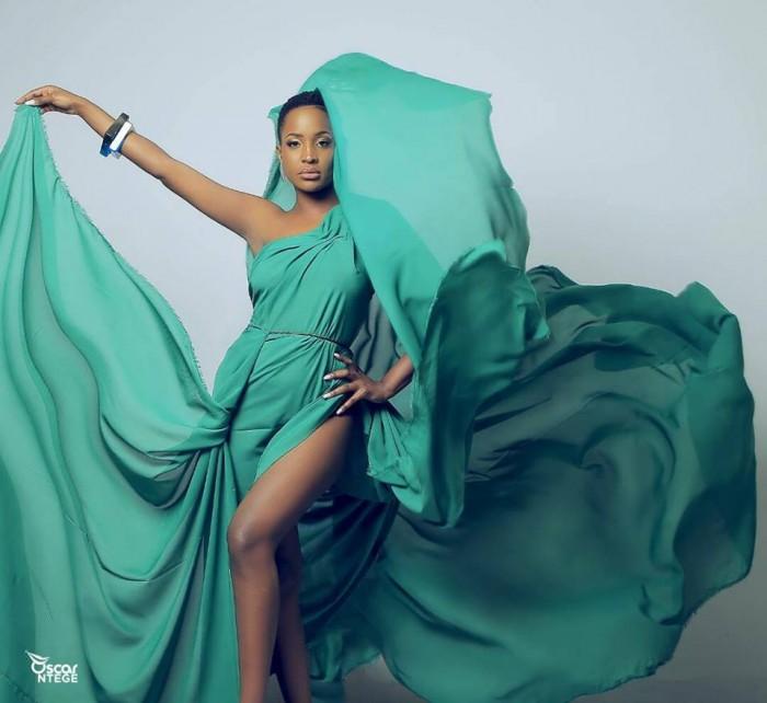 Fashion photography by Oscar Ntege