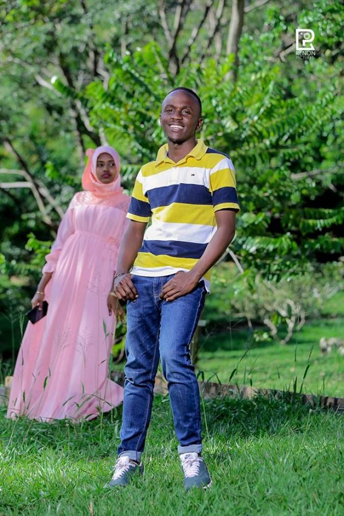 Shamsah and Sadam's Photo shoot