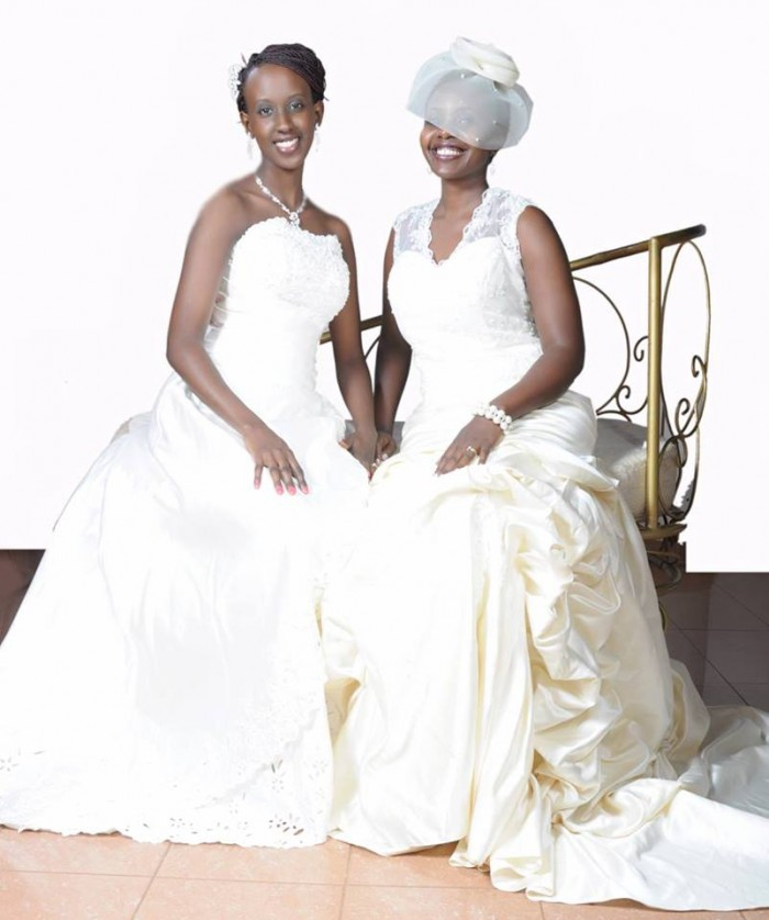 Model brides dressed by Nisha's Bridals