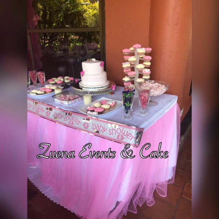 Yvonne & Solomon's baby shower