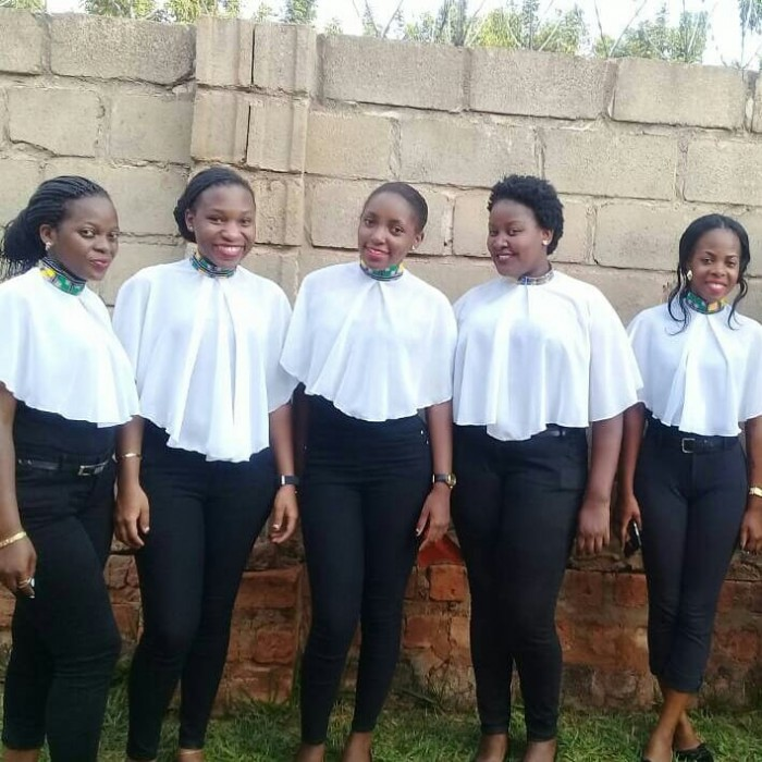 The ladies from Sterling Ushers