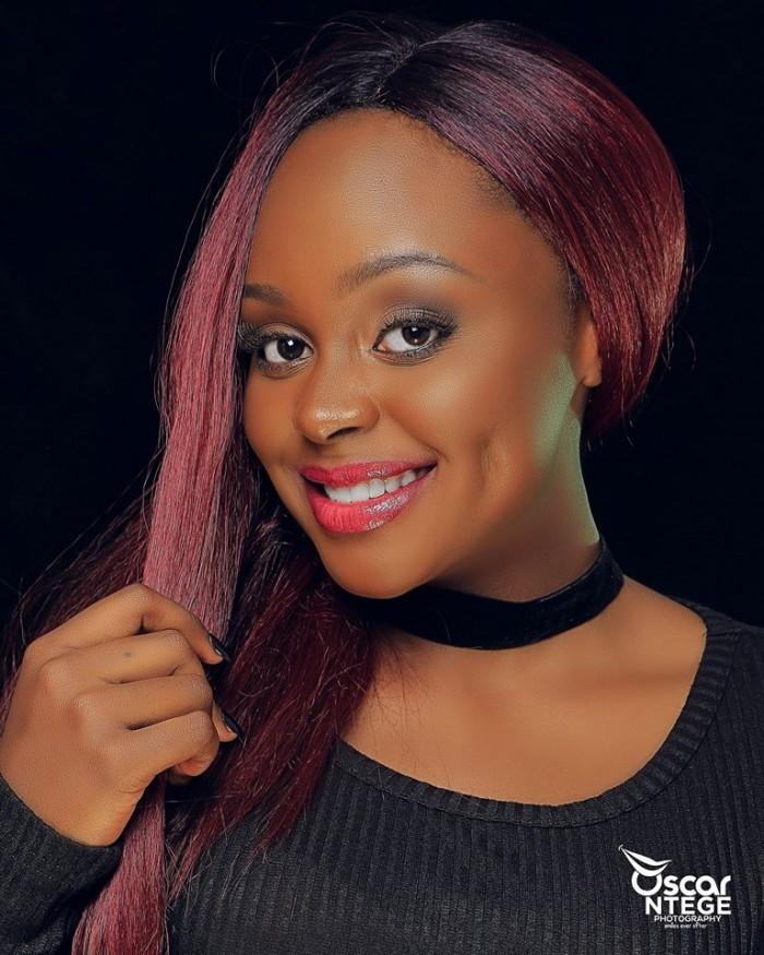 Smiling Rema Namakula