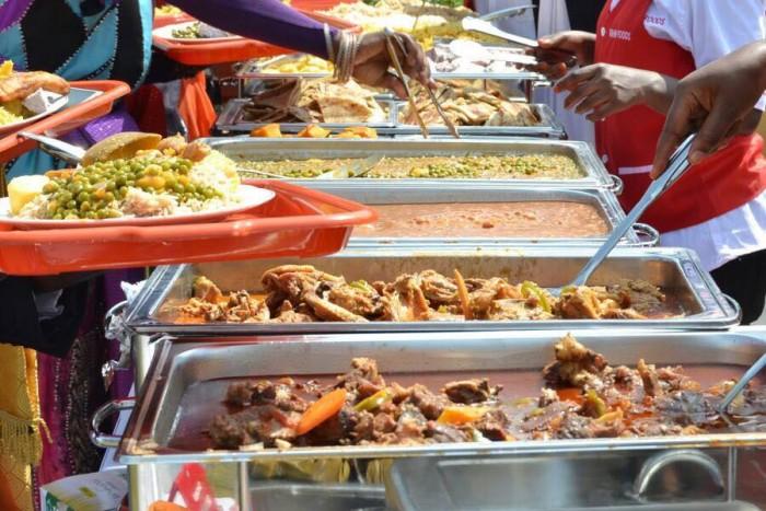 Rahim Foods Service Team