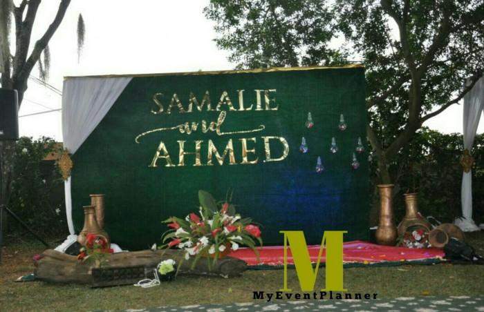 Samalie Introduces Ahmed