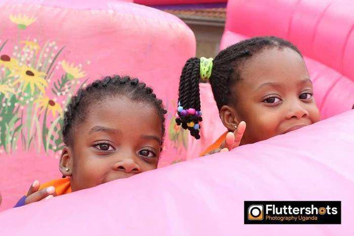 Children's party photography by Fluttershots Photography Uganda