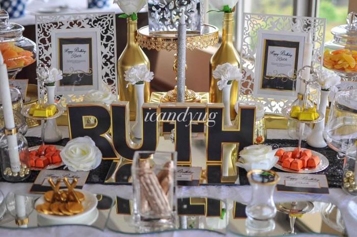 Ruth's Birthday dinner
