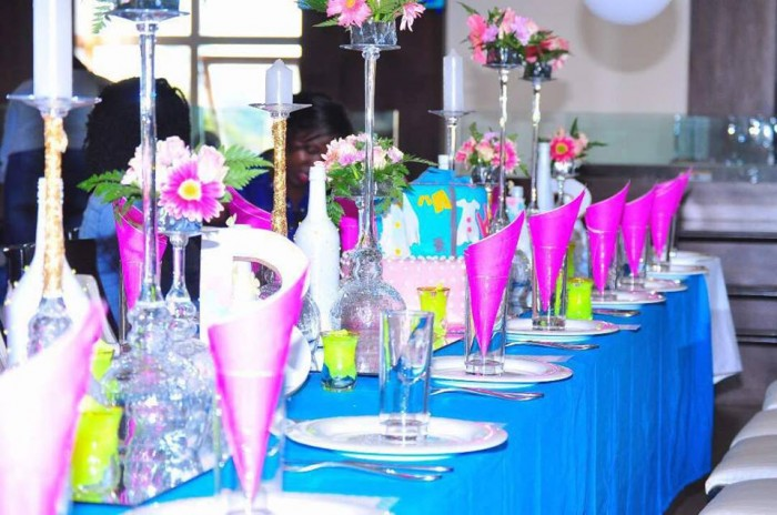 Baby shower decorations by Lega Events