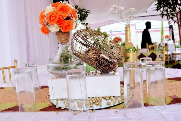 Creative Centerpieces by The Decor Mania