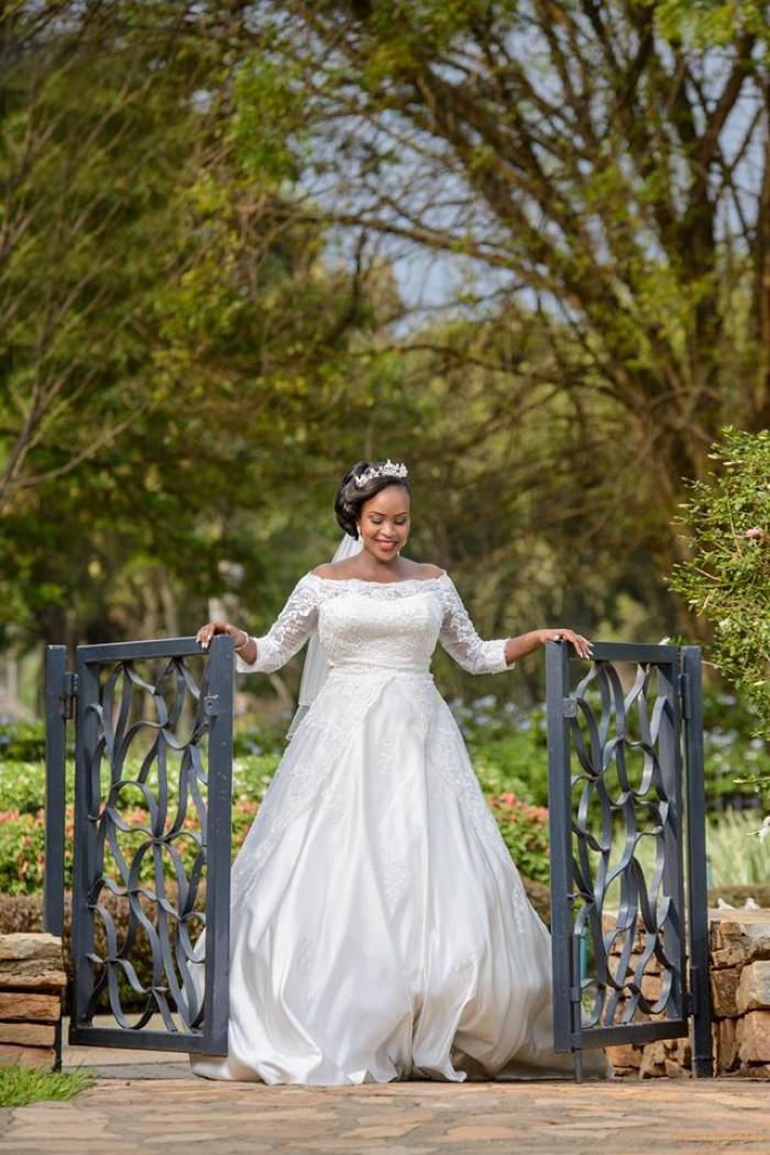 Ugandan Bride