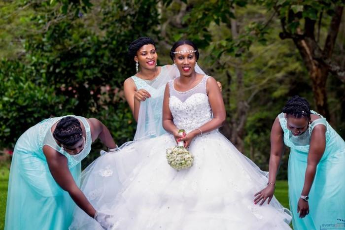 The Bakunda's Wedding