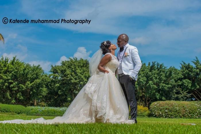Sandra and Solomon's Wedding Shots