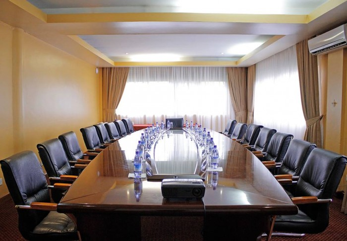 Conference Facilities at Royal Suites Hotel