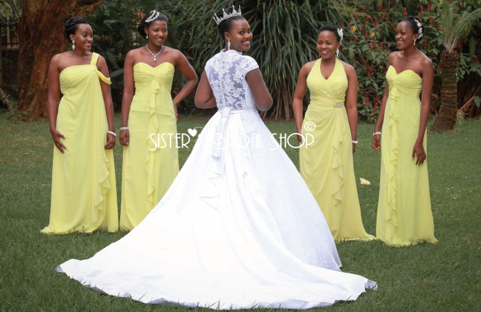 Get a Bridal Gown from Sisters Bridal Shop