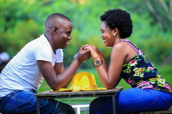 Prewedding photo shoot powered by Events Guru Photography