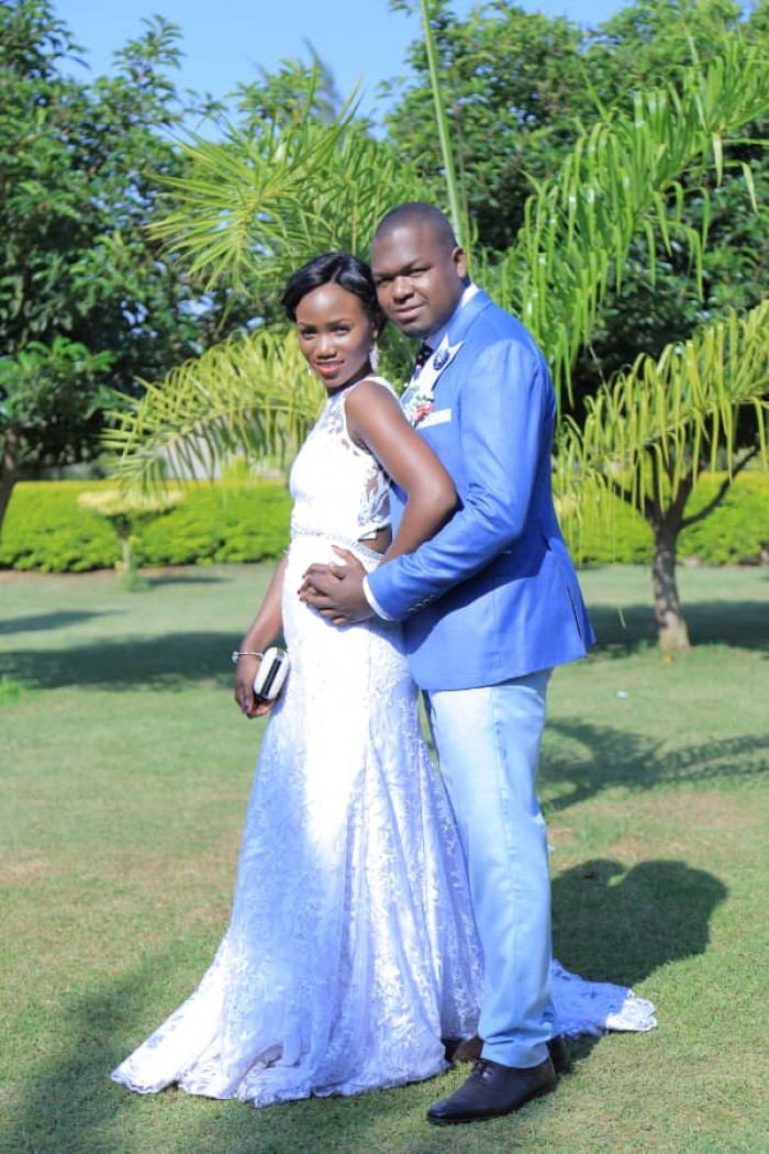 Anderson weds Joy on 20th July 2018