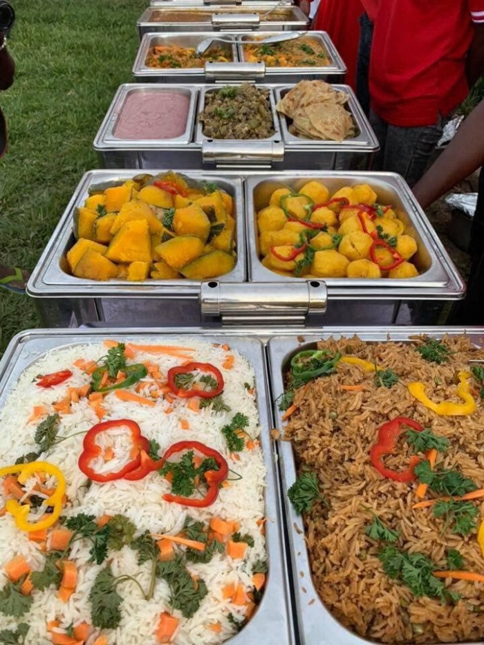 Nican Resort Hotel catering services