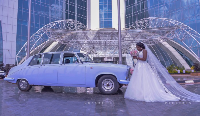 Meha's wedding photo shoot by Mozart Pictures at the Pearl of Africa Hotel in Nakasero