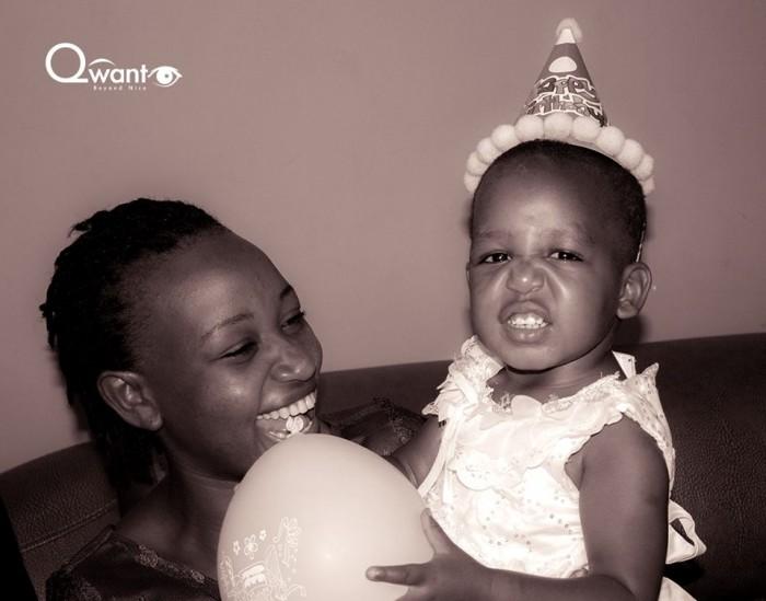 Wonderful birthday shots captured by Qwant Eye