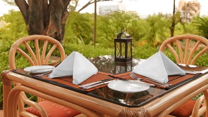 Personal Service at Sheraton Kampala Hotel Paradise Terrace